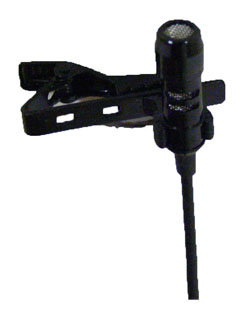 TCM100     High Output Lavalier Microphone
