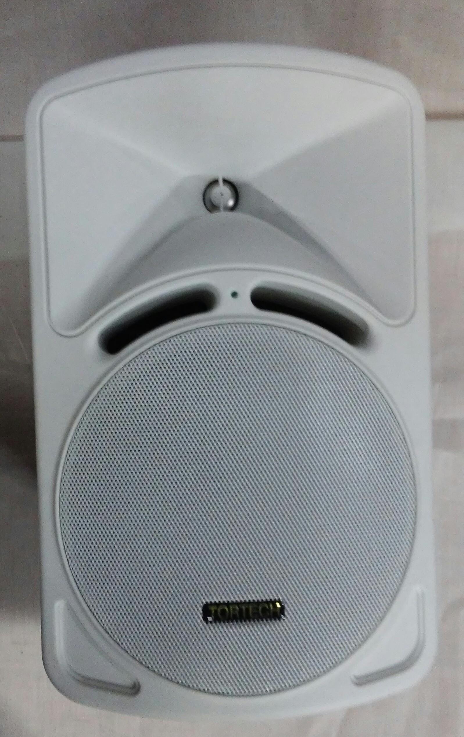 EMS60TW   50 Watt / 70 Volt 2 Way Cabinet Speaker, White