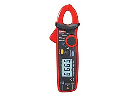 UT211  Uni-T   Clamp Meter DMM with Capacitance & Resistance