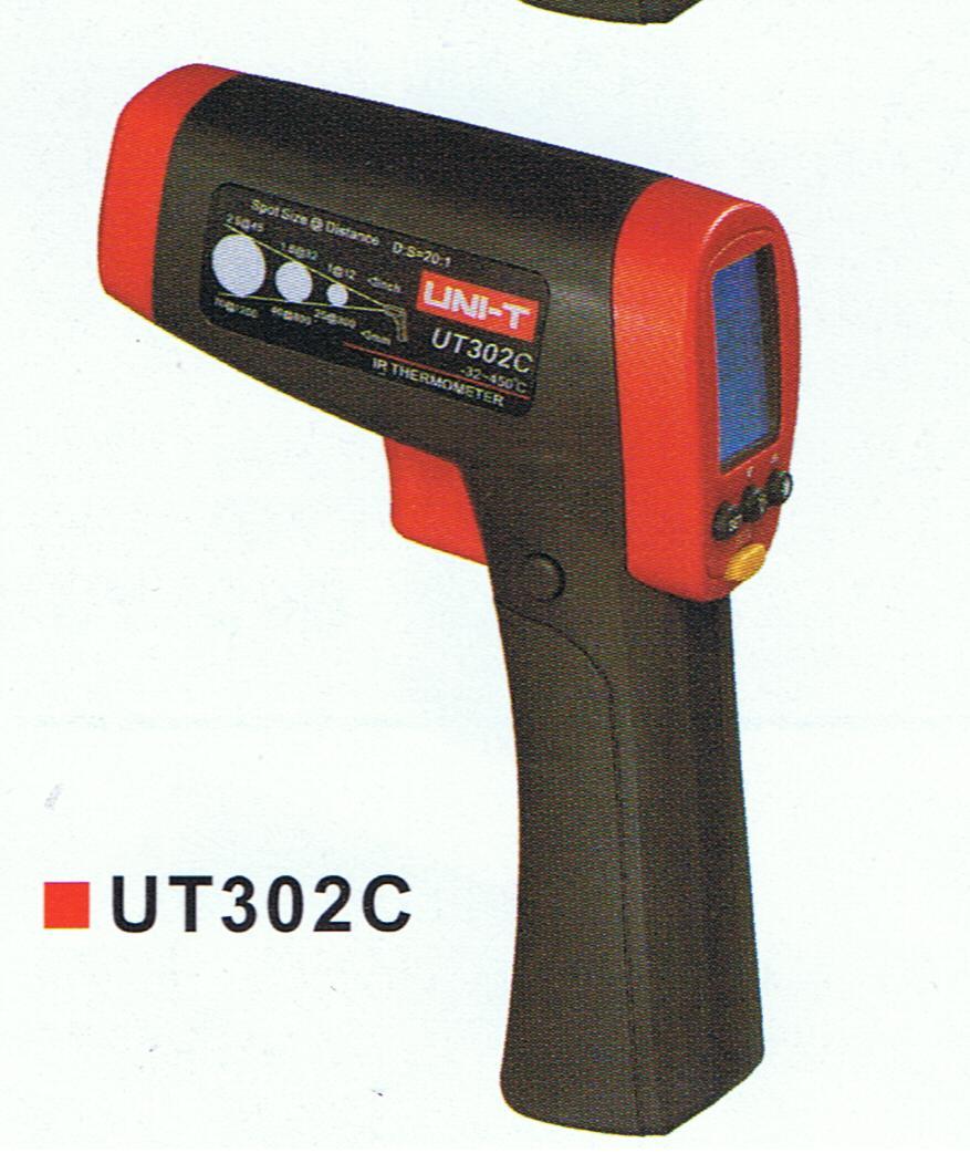 UT302C  Uni-T   Infrared Thermometer
