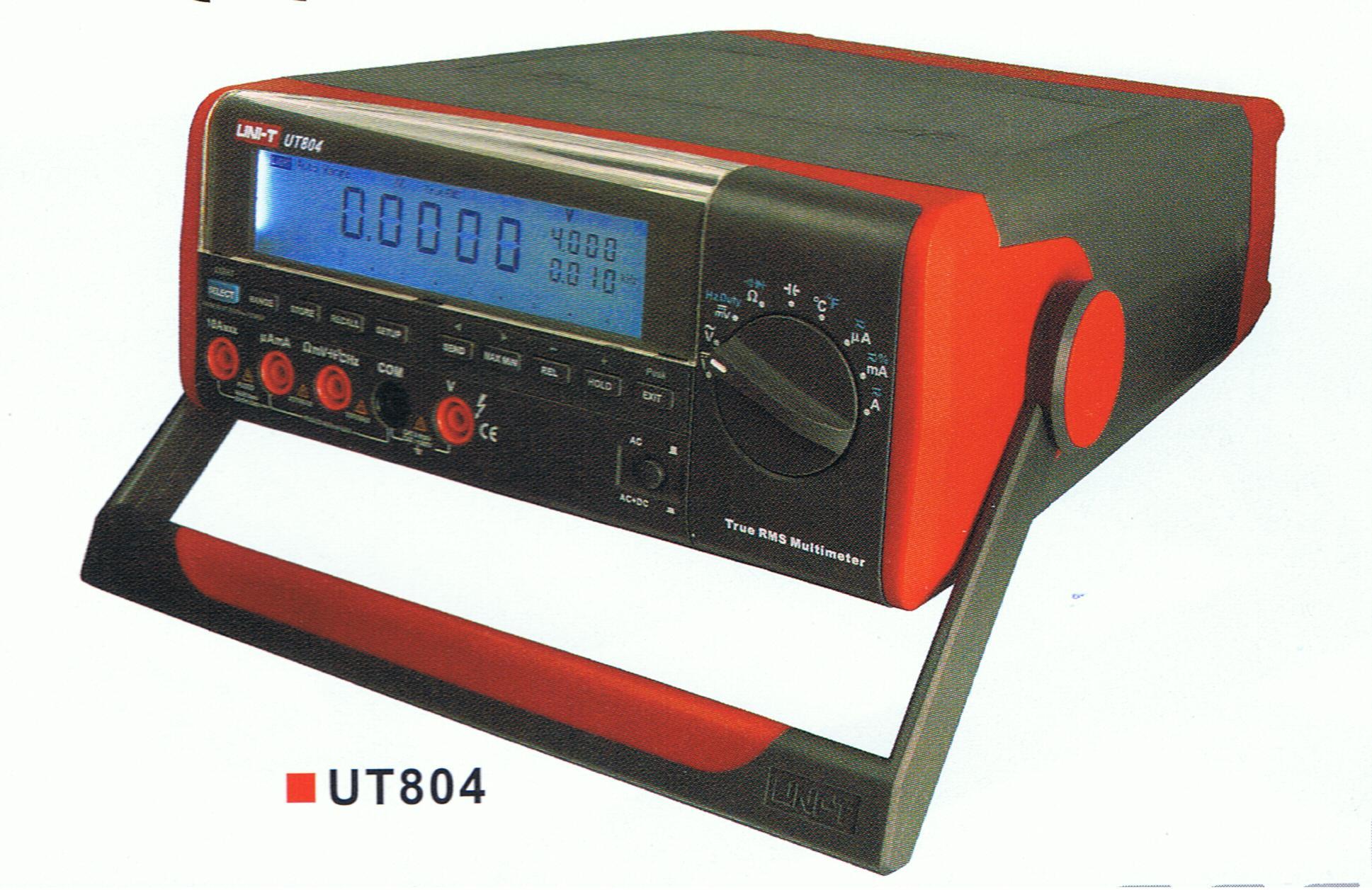 UT804  Uni-T  Bench Top DMM